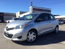 Used 2012 Toyota Yaris CE - 5SPD - 3 DR HATCH for sale in Oakville, ON