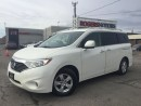 Used 2013 Nissan Quest SV - DVD - PWR DOORS - BLUETOOTH for sale in Oakville, ON
