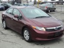 Used 2012 Honda Civic LX for sale in Gloucester, ON