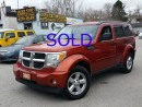 Used 2007 Dodge Nitro SLT/LEATHER/SUNROOF/DVD/4X4 for sale in Scarborough, ON