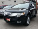 Used 2010 Ford Edge SEL-LIMITED for sale in Scarborough, ON