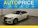 Used 2011 Mercedes-Benz E-Class E350 PANOROOF NAVIGATION REAR CAM for sale in Mississauga, ON