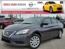 Used 2014 Nissan Sentra SV w/keyless,cruise,bluetooth,push button start,sirius/xm radio for sale in Cambridge, ON