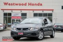 Used 2013 Honda Civic DX (M5) for sale in Port Moody, BC