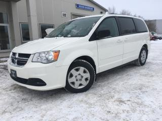 Used 2013 Dodge Grand Caravan SXT Stow N Go Rear Air/Heat for sale in Selkirk, MB