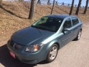 Used 2009 Pontiac G5 SE w/1SA for sale in Lindsay, ON