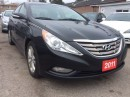 Used 2011 Hyundai Sonata Limited w/Nav Bluetooth Leather Sunroof Alloys for sale in Scarborough, ON