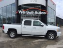 Used 2011 Chevrolet Silverado 1500 LT CREW CAB 4X4 *BTOOTH *LTHR STEERING *ONSTAR for sale in Winnipeg, MB