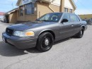 Used 2011 Ford Crown Victoria P71 Police Interceptor 4.6L V8 167,000KMs for sale in Etobicoke, ON