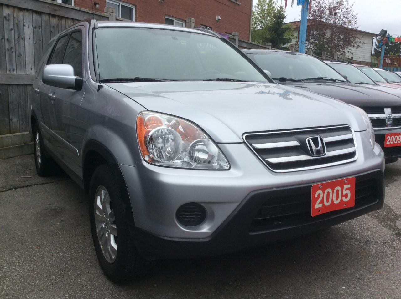 2005 Honda CR-V EX-L Loaded & Clean Leather Sunroof Alloys
