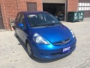 Used 2007 Honda Fit DX for sale in North York, ON
