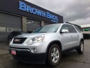 Used 2009 GMC Acadia SLT2, LOCAL, AWD, LEATHER for sale in Surrey, BC