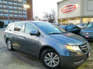 Used 2016 Honda Odyssey 8 PASS | LEATHER | NAVI | CAM | 4 NEW SNOW TIRES* for sale in Scarborough, ON