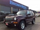 Used 2004 Jeep Liberty LIMITED for sale in Surrey, BC