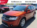 Used 2014 Dodge Journey Leather, AWD, Back up camera! for sale in Edmonton, AB