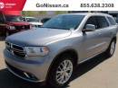 Used 2016 Dodge Durango 7 passenger, leather, sunroof!! for sale in Edmonton, AB