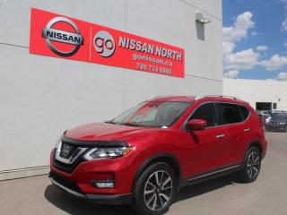 Used 2017 Nissan Rogue SL Platinum for sale in Edmonton, AB