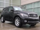 Used 2013 Infiniti QX56 AROUND VIEW MONITOR/NAVIGATION/HEATED AND COOLED SEATS/DVD for sale in Edmonton, AB
