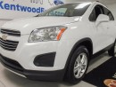 Used 2016 Chevrolet Trax LT- back up cam and power drivers seat. Let's make a deal! for sale in Edmonton, AB