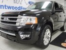Used 2017 Ford Expedition Limited WITH ecoboost, NAV, heated and cooled front seats for sale in Edmonton, AB