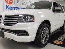Used 2015 Lincoln Navigator 7-seated mean machine with NAV, heated seats, ecoboost and a back up cam for sale in Edmonton, AB