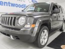 Used 2016 Jeep Patriot Sport- North Edition with heated seats and a passion for adventure for sale in Edmonton, AB