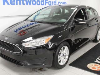 Used 2017 Ford Focus SE FWD, heated seats, heated steering wheel, back up cam for sale in Edmonton, AB