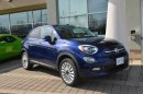 Used 2016 Fiat 500X Lounge - AWD  GPS  Leather  Blindspot Monitor for sale in London, ON