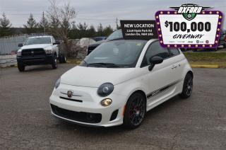 Used 2016 Fiat 500 Abarth - Turbo  GPS  Parksense  Beats Audio for sale in London, ON