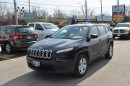 Used 2016 Jeep Cherokee Sport - Remote Start  Back up Cam  Heated Seats for sale in London, ON