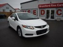 Used 2012 Honda Civic LX 2DR COUPE for sale in Brantford, ON