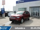 Used 2016 Jeep Compass HIGH ALTITUDE LEATHER SUNROOF for sale in Edmonton, AB
