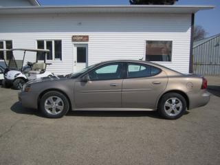 Used 2006 Pontiac Grand Prix SE for sale in Melfort, SK