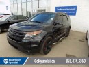 Used 2013 Ford Explorer LEATHER, BACK UP CAMERA, BLACK OUT EDITION! for sale in Edmonton, AB