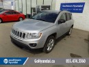 Used 2013 Jeep Compass 4X4, ALLOY WHEELS, for sale in Edmonton, AB