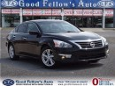 Used 2014 Nissan Altima SV MODEL, SUNROOF, ALLOYS, NAVIGATION, CAMERA for sale in North York, ON