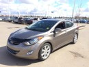 Used 2013 Hyundai Elantra LIMITED LOW KMS!! 37805KMS ACCIDENT FREE for sale in Edmonton, AB