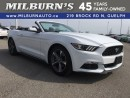 Used 2016 Ford Mustang V6 for sale in Guelph, ON