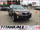 Used 2012 Kia Sorento EX+AWD+Camera+Heated Leather Seats+New Tires&Brake for sale in London, ON