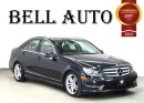 Used 2013 Mercedes-Benz C-Class C 300 4MATIC NAVIGATION LEATHER SUNROOF for sale in North York, ON