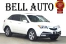 Used 2012 Acura MDX TECK PKG NAVIGATION DVD LEATHER SUNROOF for sale in North York, ON