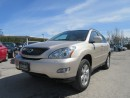 Used 2007 Lexus RX 350 PREMIUM PKG/ ACCIDENT FREE for sale in Newmarket, ON