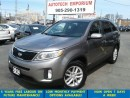 Used 2014 Kia Sorento AWD V6 Htd Seats/Bluetooth/Sensors&GPS* for sale in Mississauga, ON