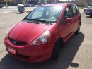 Used 2007 Honda Fit LX for sale in Scarborough, ON