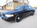 Used 2011 Ford Crown Victoria P71 Police Interceptor 4.6L V8 171,000KMs for sale in Etobicoke, ON