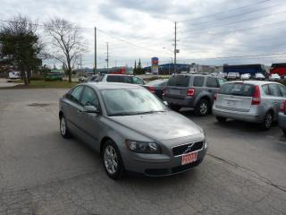 Used 2005 Volvo S40 2.4L for sale in Kitchener, ON