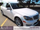 Used 2014 Mercedes-Benz C-Class C300 - 4MATIC - NAVIGATION for sale in Woodbridge, ON