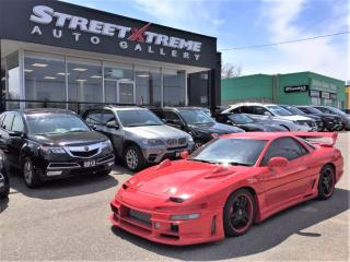 Used 1992 Mitsubishi 3000GT GTO ***CLEAN CARPROOF w/ LOW KMS & TWIN TURBO*** for sale in Markham, ON