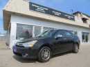Used 2011 Ford Focus AUTOMATIC,CLEAN CARPROOF,LOCAL,LOADED,A/C,ALLOYS for sale in Mississauga, ON