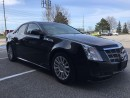 Used 2010 Cadillac CTS Midnight Black Executive Edition for sale in Mississauga, ON
